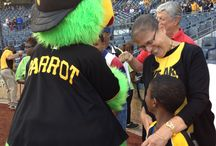 Mentoring Day at PNC Park / Check out great activities from our partnership with the Pittsburgh Pirates.