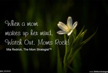 Mominspiration / Being a mom is the hardest job in the world. We wear so many hats and have so many responsibilities that are not always seen by the naked eye. We are often overwhelmed and numb to outside stimuli. At this point, not only are we hurting ourselves, but we're doing a disservice to our friends and family.
