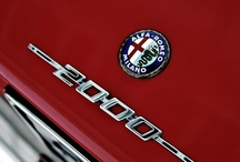 Passionate about Alfa Romeo / by Puvadol Saengvichien