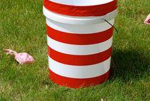 Dr. Seuss Birthday Party / Dr. Seuss birthday theme ideas