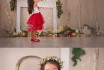 CHRISTMAS PHOTO SESSION IDEAS