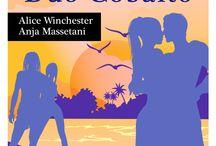 DUO COBALTO libro romantic suspense / Un romanzo a due voci, un romantic suspense in cui azione e sentimento si fondono in un mix perfetto.