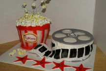 grad party ideas / Elijah's movie themed graduation party