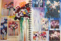 GCSE Sketchbooks