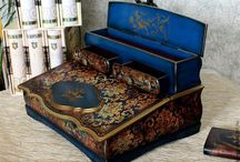 Jewellery Boxes, Trinket Boxes and Treasure Chests