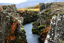 Nature in Iceland / Iceland is one of the biggest unspoiled areas in Europe.