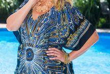Plus Size tunics / Easy wear tops for women
