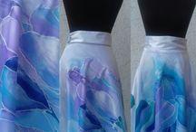 silk-painting