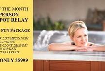 Hot Tub Promotions / Latest hot tub sale and promotions from Oasis Hot Tub and Sauna in Nashua, NH / by Oasis Hot Tub & Sauna