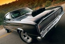 Now that's Muscle.. Cars that is