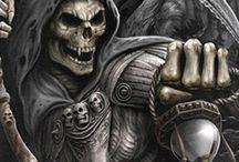 Gangsta & Skulls
