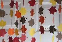 fall decorationd