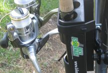 """Ready for spring fishing / Will be heading to Pacific NW soon.Loading RV, getting fishing gear &  bicycles with the """"Bikefisherman"""" ready to go. Bike fishing new lakes in Idaho."""