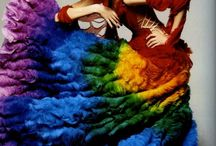 Like a rainbow - Fashion