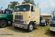 Cabover Trucks...And Those Things With Noses
