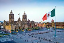 """The Magic of Mexico / Background pictures for my historical romance, entitled: """"Love Me Only,"""" which took place during the short but tragic reign of Maximilian in Mexico during the 1860's."""