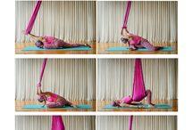 antigravity restorative yoga