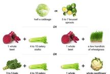 "Uit ons Skepper se Apteek...""juicing"" / All about juicing for health, cure and prevention!"