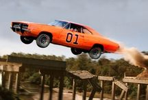 Movie Cars / Car protagonists of famous movies and TV series