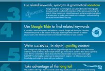 SEO Hints and tips / A superfantastic board to help you with SEO for your website. / by William O'Toole