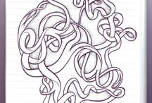 doodles / by Vince Rozas