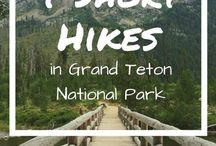 Grand Teton National Park/ Jackson Hole Wyoming