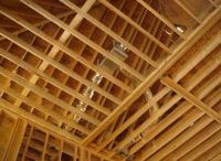 Home under construction / Materials and methods used in home design and construction