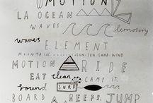 Font this / Fonts we love, handwritten fonts