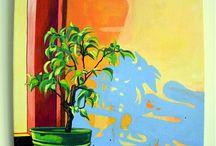 My Paintings - moje maľby