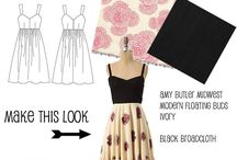 Fashion and clothes / Fashion ideas