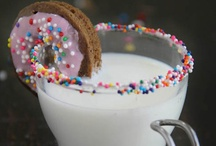 birthday: a donut party ...
