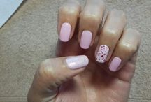 Nail designs - by us!