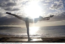 yoga / by Robyns pins