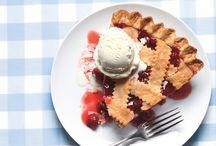 Recipes Cherries