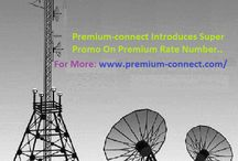 International Premium Rate Numbers / Premium-Connect specializes in domestic premium rate numbers and international premium rate numbers. It's providing daily payouts facility in premium numbers business to generate huge income revenues.