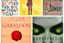 New Release Tuesdays / Tuesday is new release day in the book world. Check back every week to see a selection of new titles we're excited about.