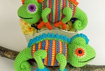 Crochet wishes / Cute things I'd like to be able to make!