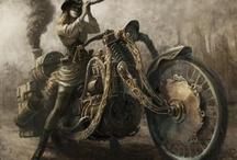 Fantasy Warrior Chics / by Tatjana Glumac