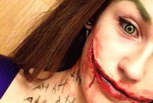 Kostüme/Make up / Hier gibt es viele coole Kostüme und Make ups für Karneval und Halloween!!