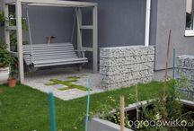 architekura ogrodowa