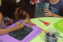 L'arte a misura di bambino! / Laboratori creativi per bambini. Si impara facendo!