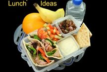 Healthy Children's Lunches/Meals / Healthy alternatives for Children's lunches