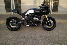 Bmw RnineT Cafe Racer