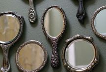 Gothic mirrors