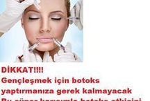 Botoks etkisiii