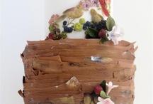 E&M Cake ideas / by Kristin Messer