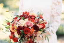 Bouquets & Boutonnieres / Inspiration and ideas for bridal bouquets and grooms boutonnieres.