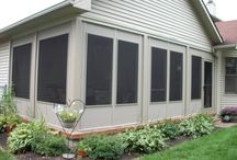 Patio Enclosures / Patio Enclosures installed by Fairview Home Improvement in the Cleveland, Ohio area.