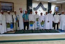 Binroh Badan Pajak dan Retribusi Daerah / Kegiatan di Bina Rohani DInas Pelayanan Pajak Jakarta