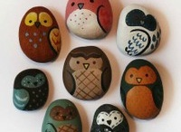 Cute Rock Crafts